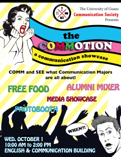 Event: The COMMotion